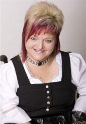 Marianne Hengl – Obfrau des Vereins